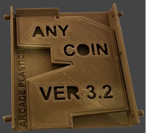 Picture of Any Coin V3.2! replacement Arcade Coin Mechs!